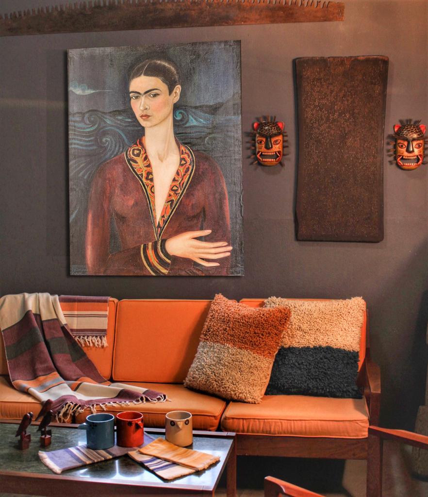 La Casa Cotzal is Guatemala's largest formal handcrafts exporter. We sold fine vintage textiles and antique vernacular furniture.